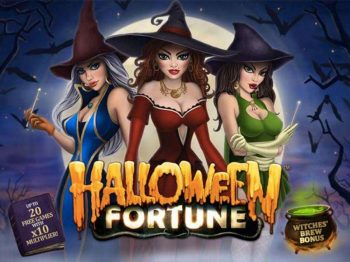 halloween fortune slot